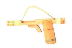 Bambuleksakvapen Fotografering för Bildbyråer