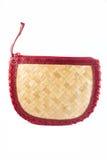 Bambumynthandväskor Royaltyfri Bild