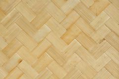 bambupanelmodell Arkivfoton