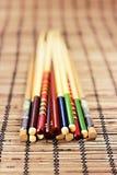bambupinneservett Arkivbild