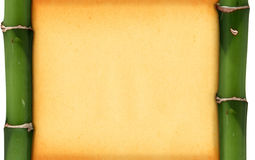 bamburam Arkivbild