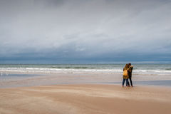 Bamburgh Beach 8843 Royalty Free Stock Images