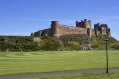 Bamburgh Castle Στοκ Εικόνες