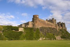 Bamburgh Castle Stock Photography
