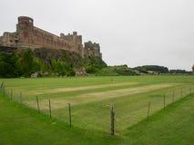 Bamburgh Castle Στοκ φωτογραφίες με δικαίωμα ελεύθερης χρήσης