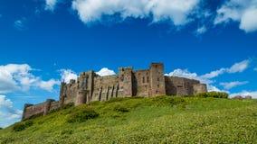 Bamburgh Castle Royalty Free Stock Photos