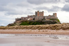 Bamburgh Castle 8835 Royalty Free Stock Images