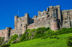 Bamburgh Castle, Northumberland Royalty Free Stock Photography