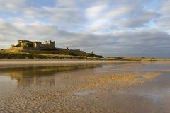 Bamburgh Castle4 Stock Image