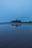 Bamburgh Castle Royalty Free Stock Photography