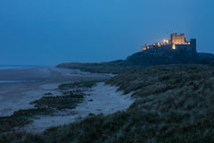 Bamburgh Castle Stock Photos