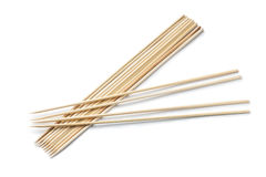 Bambusów kije Obraz Stock