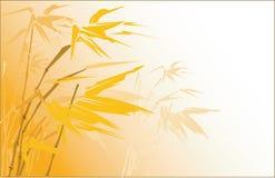 Bambus ilustração stock