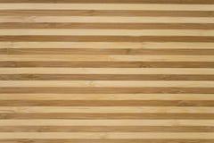 bambus deska Obrazy Stock