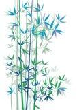 Bambus gałąź  ilustracji