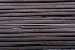 Bambus mata jako słomiana abstrakcjonistyczna tekstura Zdjęcia Royalty Free