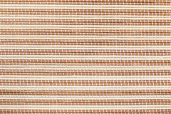 Bambus maty tekstury szczegółowy tło Zdjęcie Stock