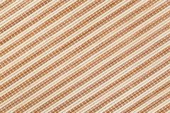 Bambus maty tekstury szczegółowy tło Obraz Royalty Free