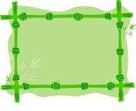 bambus rama Zdjęcia Stock