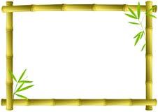 bambus rama Fotografia Royalty Free