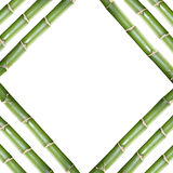 bambus rama Obrazy Stock