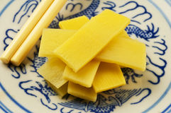 Bambus-Sprösslinge Lizenzfreie Stockfotografie