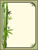 Bambus stationär Vektor Abbildung
