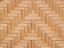 Bambus streift Wand ab Lizenzfreie Stockbilder