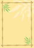 bambus tło Obraz Royalty Free
