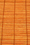 Bambus tekstury matowy tło Zdjęcia Stock