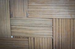 Bambus velhos do Weave foto de stock royalty free