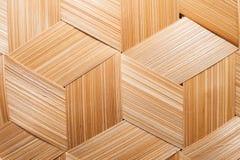 Bambus wyplatający esan styl Obraz Royalty Free