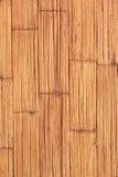 Bambusa ścienny tło Zdjęcie Stock