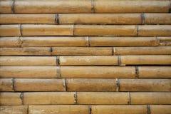 bambusa ogrodzenie Obrazy Stock
