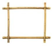 bambusa ramowy ilustraci zapas Obraz Stock