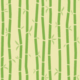 bambusa wzór Obraz Royalty Free