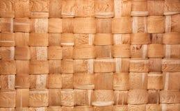 Bambusauflagebeschaffenheit Lizenzfreies Stockbild