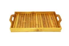 Bambusbehälter Lizenzfreies Stockbild