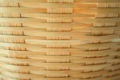Bambusbeschaffenheit, handgemacht lizenzfreies stockfoto