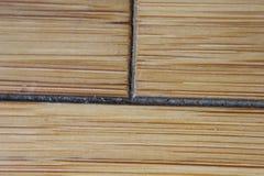 Bambusboden Stockfotos