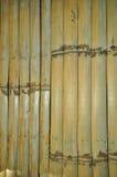 Bambusfußboden Lizenzfreie Stockfotos