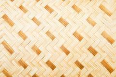 Bambushandwerkkünste schließen oben stockfotos