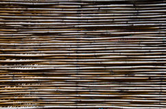 Bambushintergrund. lizenzfreie stockbilder