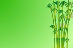 Bambushintergrund Lizenzfreies Stockbild