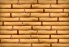 Bambushintergrund. Vektor Lizenzfreies Stockfoto