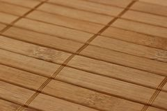 Bambushintergrundbrett Lizenzfreie Stockbilder