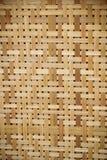 Bambuskorbwaren Lizenzfreies Stockfoto