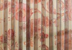 Bambusmatte, Hintergrund Stockfotografie