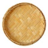 Bambusminikorb Stockbilder