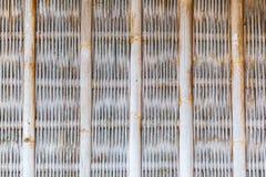 Bambusmusterhintergrund lizenzfreie stockfotos
